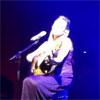 Фрагмент выступления Миласы на большой сцене