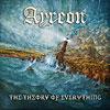 """Обложка для нового альбома """"Theory of Everything"""""""