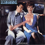 Обложка альбома Lovedrive