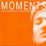 Обложка альбома Moments (российское издание)
