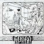 Обложка альбома Московский бит