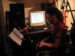 Запись новой песни