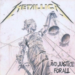 Обложка альбома And Justice for All