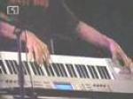 Соло на синтезаторе