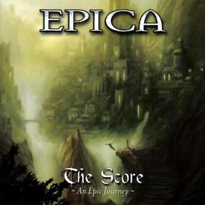Обложка альбома The Score