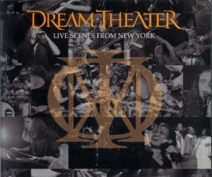 Обложка альбома Live Scenes from New York