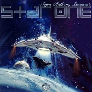 Обложка альбома Space Metal
