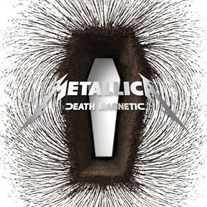 Обложка альбома Death Magnetic