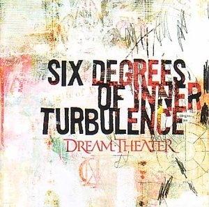 Обложка альбома Six Degrees of Inner Turbulence