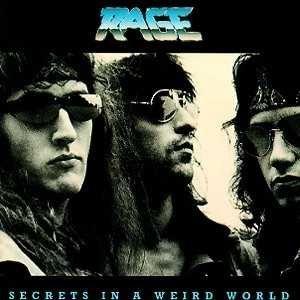 Обложка альбома Secrets In A Weird World