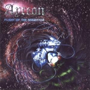 Обложка альбома Universal Migrator Part 2: Flight of the Migrator