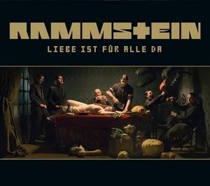 Обложка альбома Liebe Ist Fur Alle Da