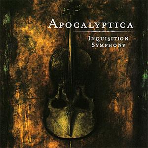 Обложка альбома Inquisition Symphony